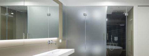 Insulfilm para janela de banheiro